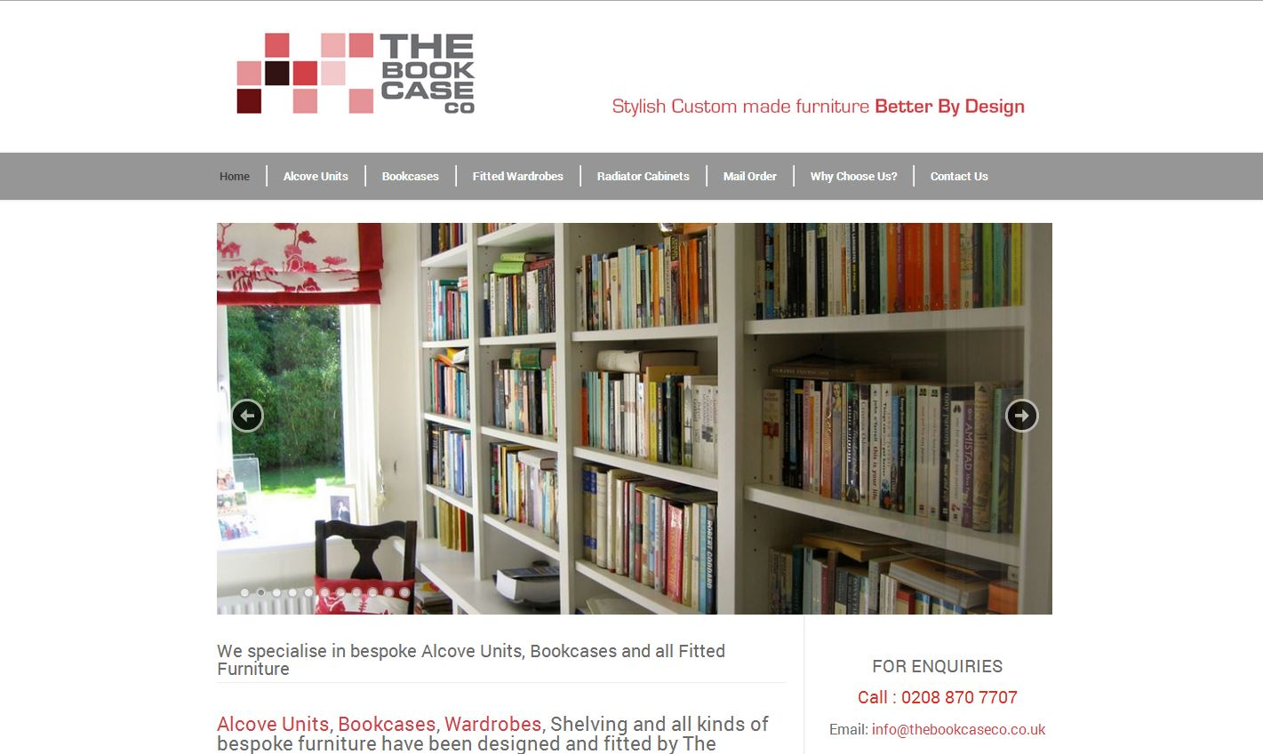thebookcaseco.co.uk