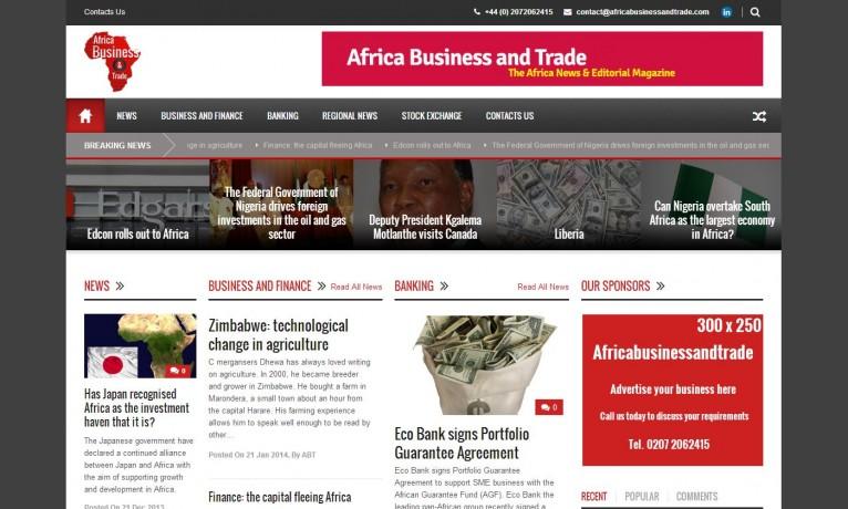 africabusinessandtrade.com
